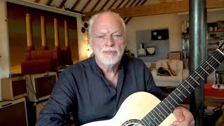 David Gilmour - Charity #ClientEarth
