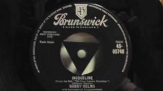 Bobby Helms - Jacqueline