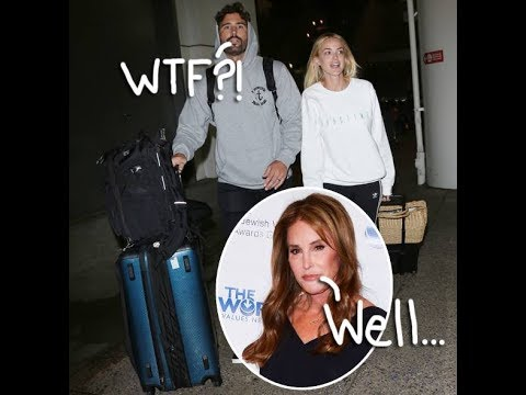 Brody Jenner & His New Wife Are Still TOTALLY Salty About Caitlyn Jenner Skipping Out On