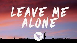 Ollie - Leave Me Alone (Lyrics)