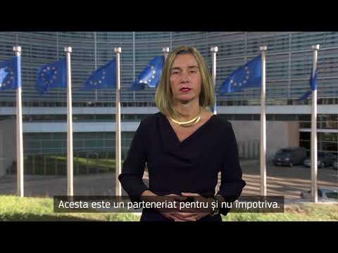 Înaltul Reprezentant al UE mulțumește organizațiile societății civile din Republica Moldova