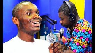 Wow! Indescribable Worship..FRANK MENSAH JNR @ Kessben 93.3 FM Live Worship With Prince B