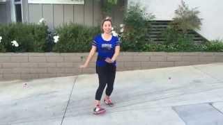 Splish Splash Perschool Dance Routine- Talent Show
