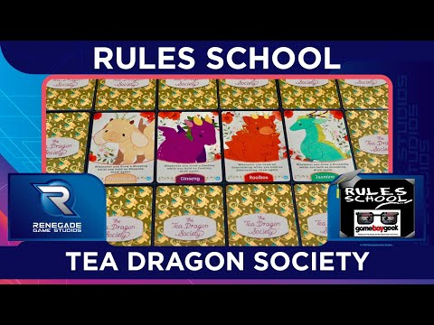 Learn How to Play the Tea Dragon Society with the Game Boy Geek