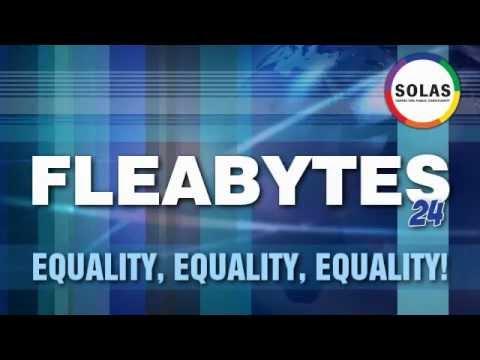 Fleaybytes 24 – Equality Equality Equality