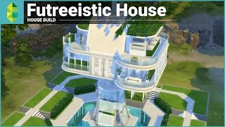 The Sims 4 House Building - Futreeistic House