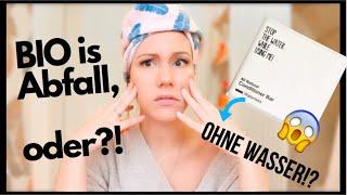 SEIFE als Conditioner und Shampoo OHNE WASSER?! Alles klar!