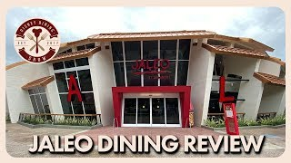 Jaleo by Jose Andres | Disney Dining Show | 11/22/19