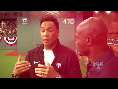 Play Ball: Roberto Alomar Interview