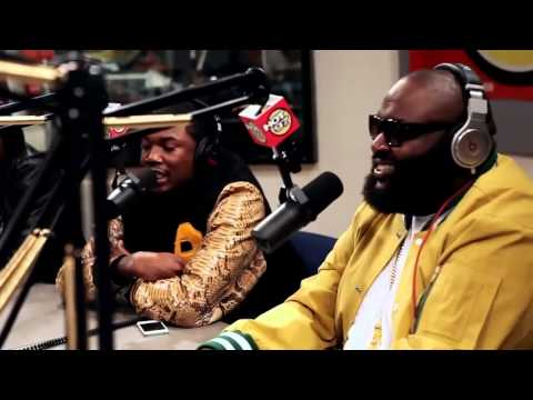 meek mill rick ross hot97 freestyle uncut 2012