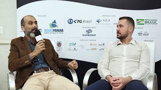Gonzalo Álvaro Vásquez Fernández e Marcus Fuckner da ANA falam sobre o SNIRH