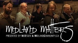 preview picture of video 'Midland Matters - NeXtgen speakers - May 5, 2014'