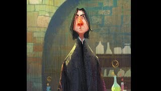 RIP Alan Rickman. One of my all time favorite actors.