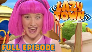Lazy Town I Welcome to Lazy Town I Season 1 Full Episode