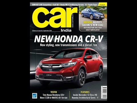 CAR Magazine -September 2018 | Latest Cars In India, Bikes In India, New Car & Bike Prices