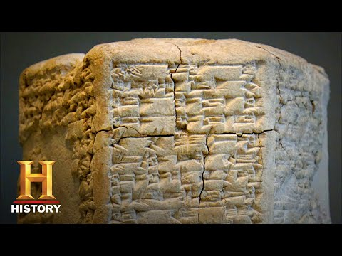 Sumerian Tablets' Mystic Ancient Messages