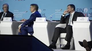 Герман Греф: у криптовалюты нет будущего. Технология блокчейн пока не готова
