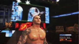 WWE '12 RKO Gameplay OFFICIAL TRAILER [HD]