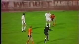 Чехословакия - Голландия ЧЕ 1976 1/2 финала