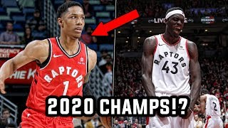 The 3 BIGGEST Reasons why the Raptors Could Repeat in 2020!