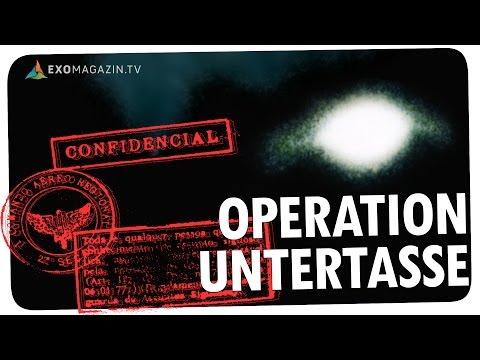 OPERATION UNTERTASSE - UFO-Militäreinsatz im Dschungel | ExoMagazin