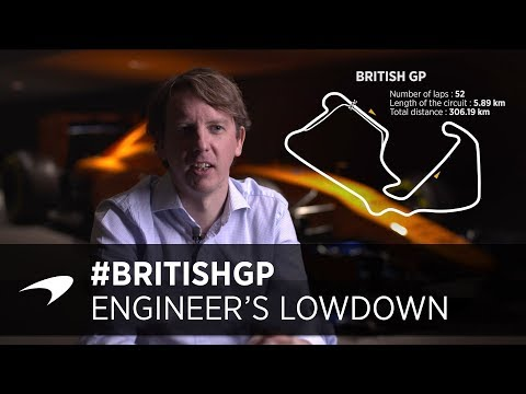 Engineer's Lowdown with Will Joseph | British GP