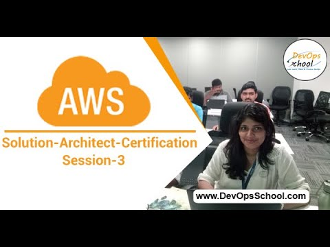AWS Solution Architect Certification Tutorials EC2 (Session-3) — By ...