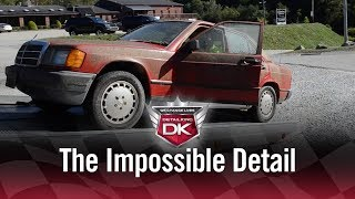Detailing the DIRTIEST Car in History!
