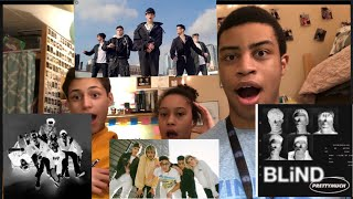 PRETTYMUCH   BLIND (OFFICIAL VIDEO)   REACTION!!
