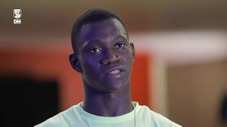 """Aliou Dieng: """" I'm blessed and proud play for Al Ahly"""" - Interview"""
