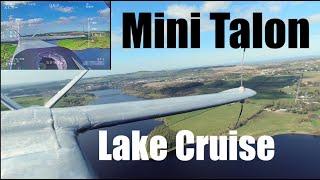 Mini Talon - FPV Cruise to the Lake