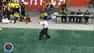 preview picture of video 'Dr Michael Fong - Wu Chu Performance Fist 1'