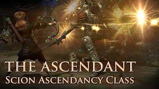 THE ASCENDANT - Scion's Ascendancy Class Revealed! - Path of Exile Ascendancy Expansion