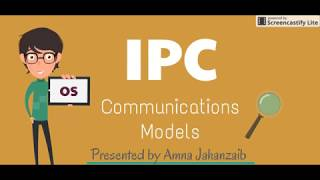 IPC - Inter Process Communication