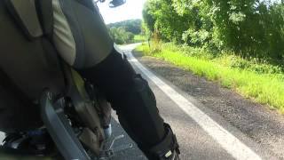 preview picture of video 'Hurric MP 1 Honda CB1000R on drive db out'