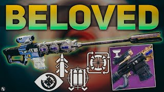 Beloved Sniper (No Distractions, Quickdraw Vs Fluted,& Box Breathing)   Destiny 2 Season Of Opulence