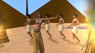 Princess of Egypt (Sims 2)