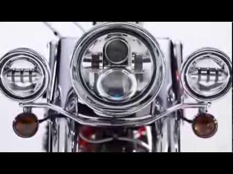 Daymaker LED Scheinwerfer Harley-Davidson