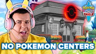 Can You Beat Pokemon Sword And Shield Without Pokemon Centers?