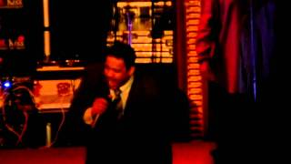 """Christopher Williams """"Every Little Thing U Do"""" Live at Paradise Theater, NYC 12/28/10"""