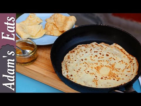 How to make pancakes | British pancake recipe
