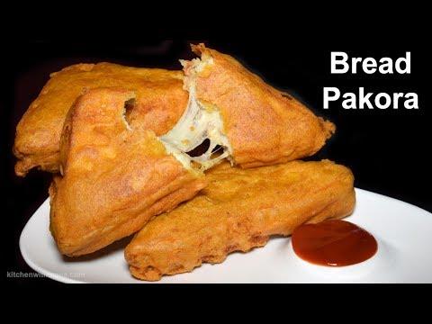 Bread Pakora – Potatoes Cheese Bread Pakora – Cheese Pakora Special Ramadan Recipe