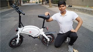 Unboxing and Assembling DYU Smart Electric Bike for Kids!!