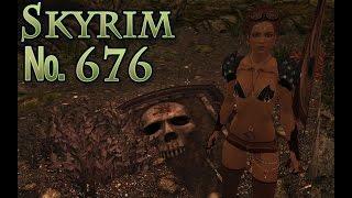 Skyrim s 676 Руины Темного Братства
