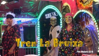 Fira Mataró 2018 - Tren La Bruixa