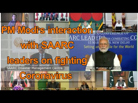 Prime Minister MODI LIVE Interaction with SAARC leaders || Nationalist Hub
