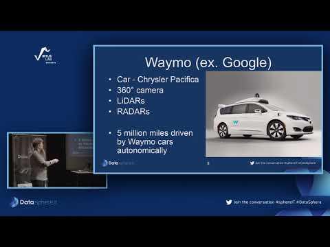 Big and smart data in the development of autonomous vehicles