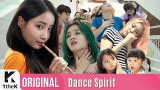 Dance Sprit(댄스피릿): MOMOLAND(모모랜드) _ BAAM