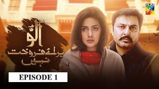 Ullu Baraye Farokht Nahi   Episode 1   English Subtitle   HUM TV   Drama