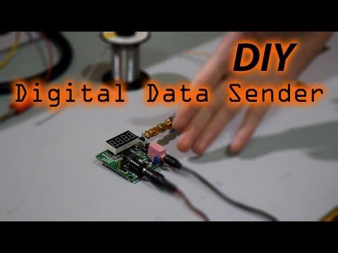 DIY Digital Data Sender